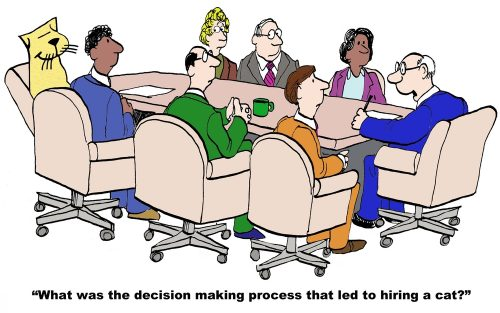 Decision Making Team Charter
