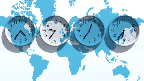 Time Zones International Team